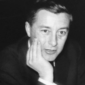 portrait of Alain Richard