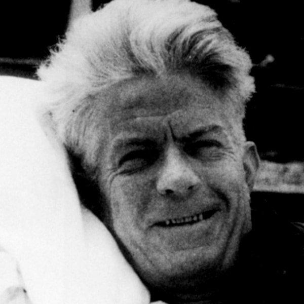 portrait of Felix Aublet