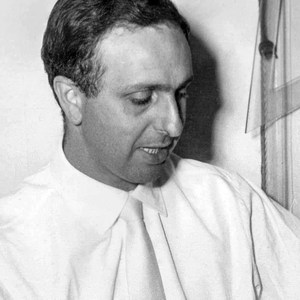 portrait of Vittoriano Viganó