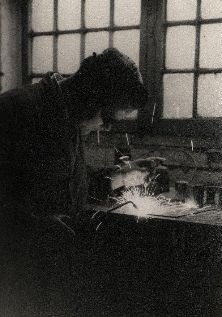 portrait of Bernard Schottlander
