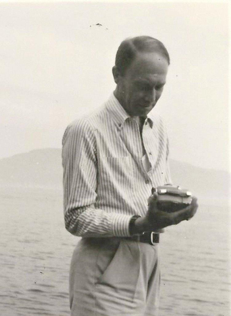 portrait of Jacques Biny