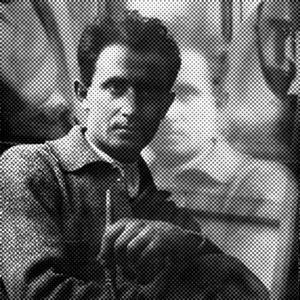 portrait of Gyula Pap