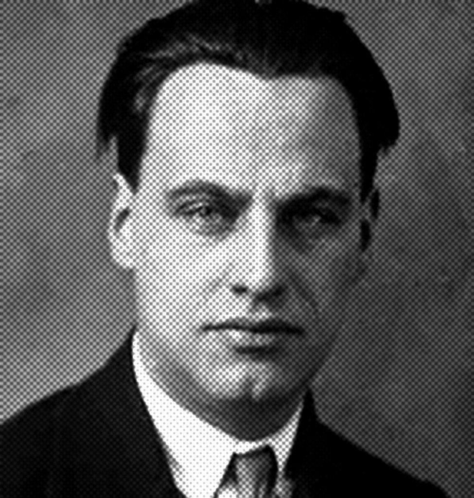 portrait of Mart Stam