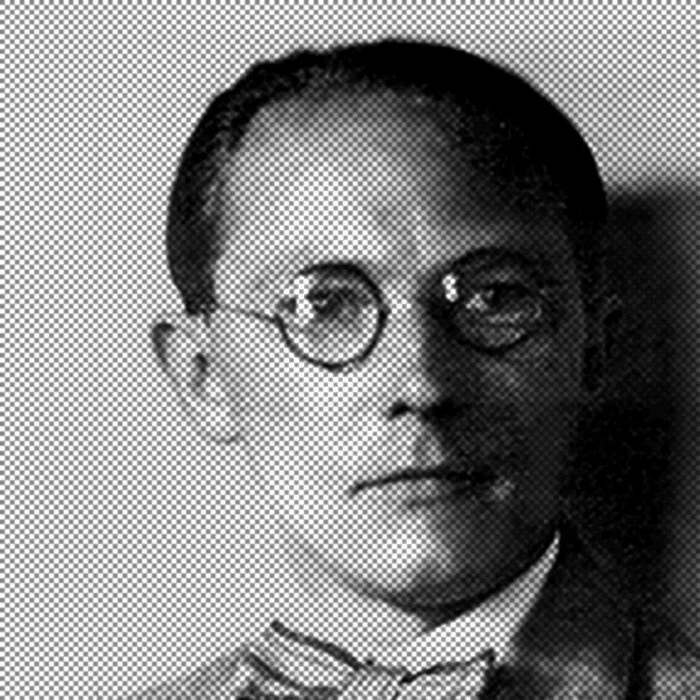 portrait of Richard Döcker